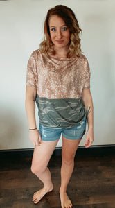 The Fawn Knot Top