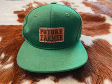 Load image into Gallery viewer, Youth Leather Patch Hats
