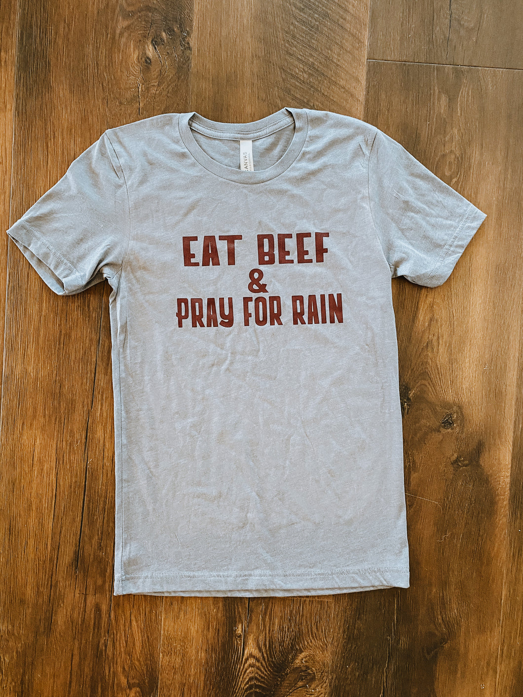 Eat Beef Graphic Tee