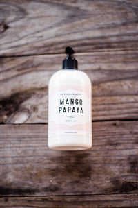 Mango Papaya Lotion