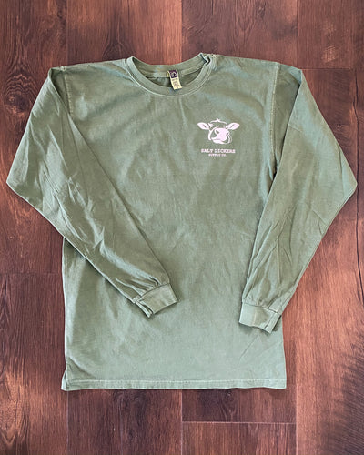 Clover Long Sleeve Tee
