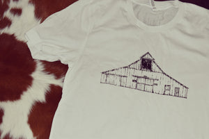 Down On The Farm Tee