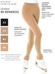 Mondor Semi-Opaque Footless Tights Model 3323 Color 74