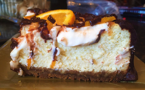 Grand Italian Cheesecake