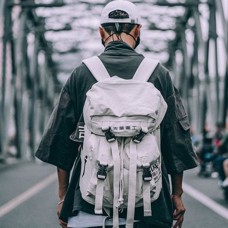 'Brooklyn' Travel Backpack
