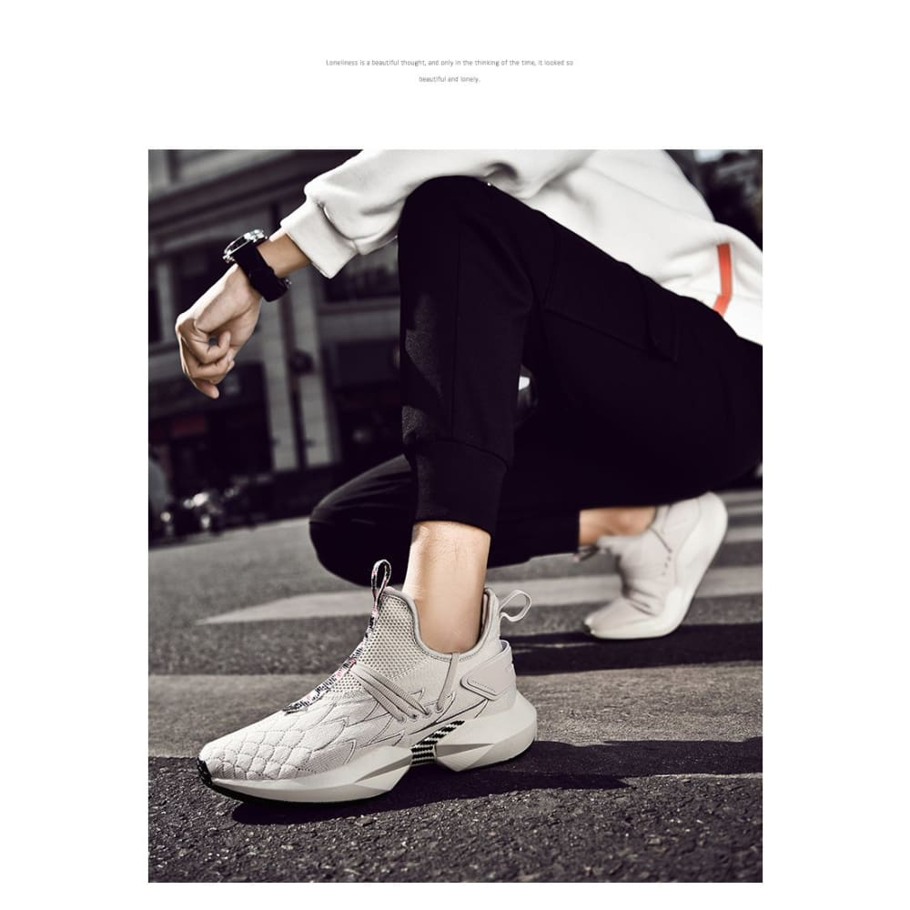 Chiba Streetwear Sneakers - 2019 Summer Edition | Swintly - 16