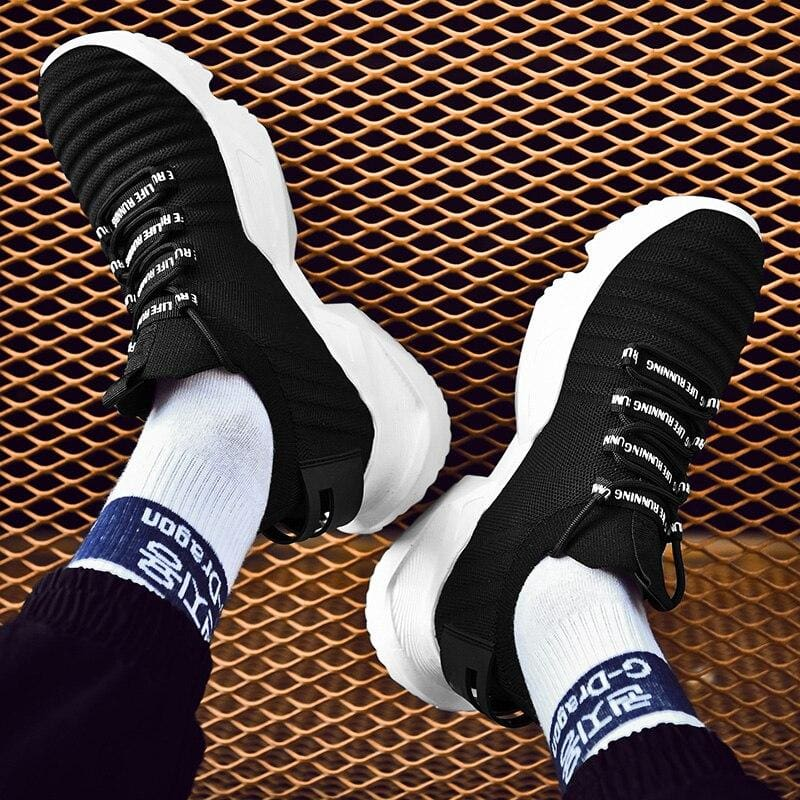 Ukiyo Streetwear Sneakers - 2019 Summer Edition | Swintly - 35