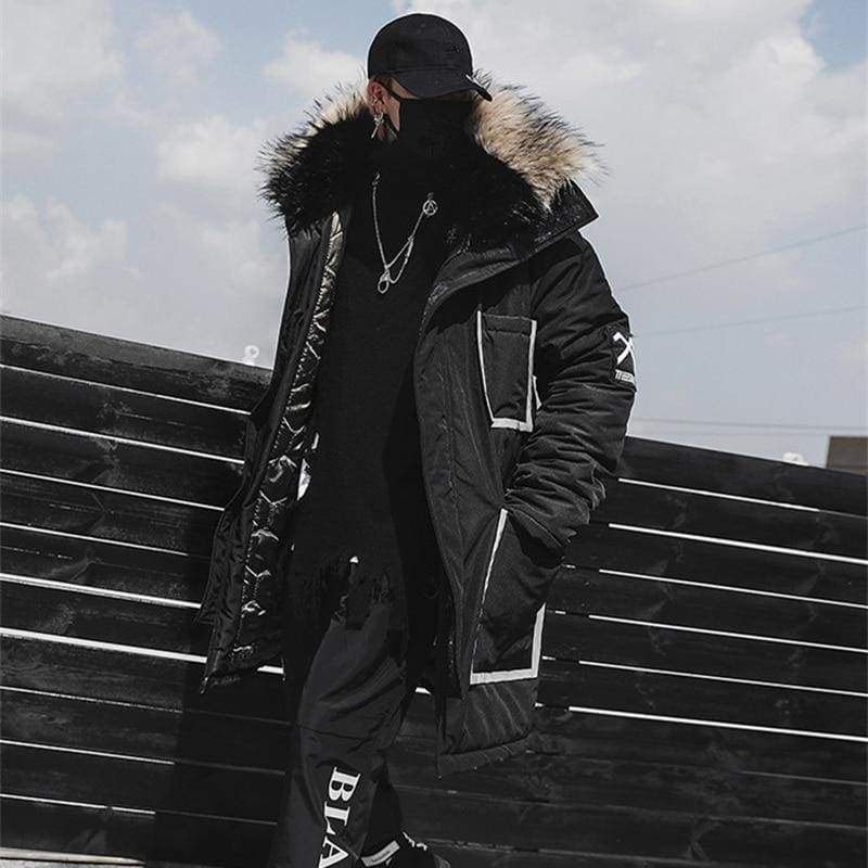 Visions Winter Parka | Swintly - 7