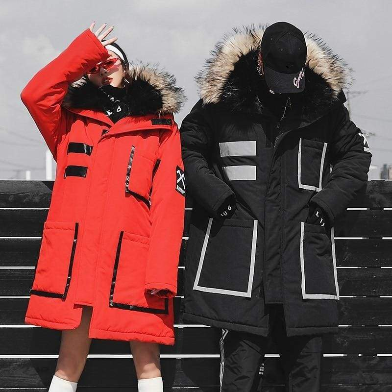 Visions Winter Parka | Swintly - 10