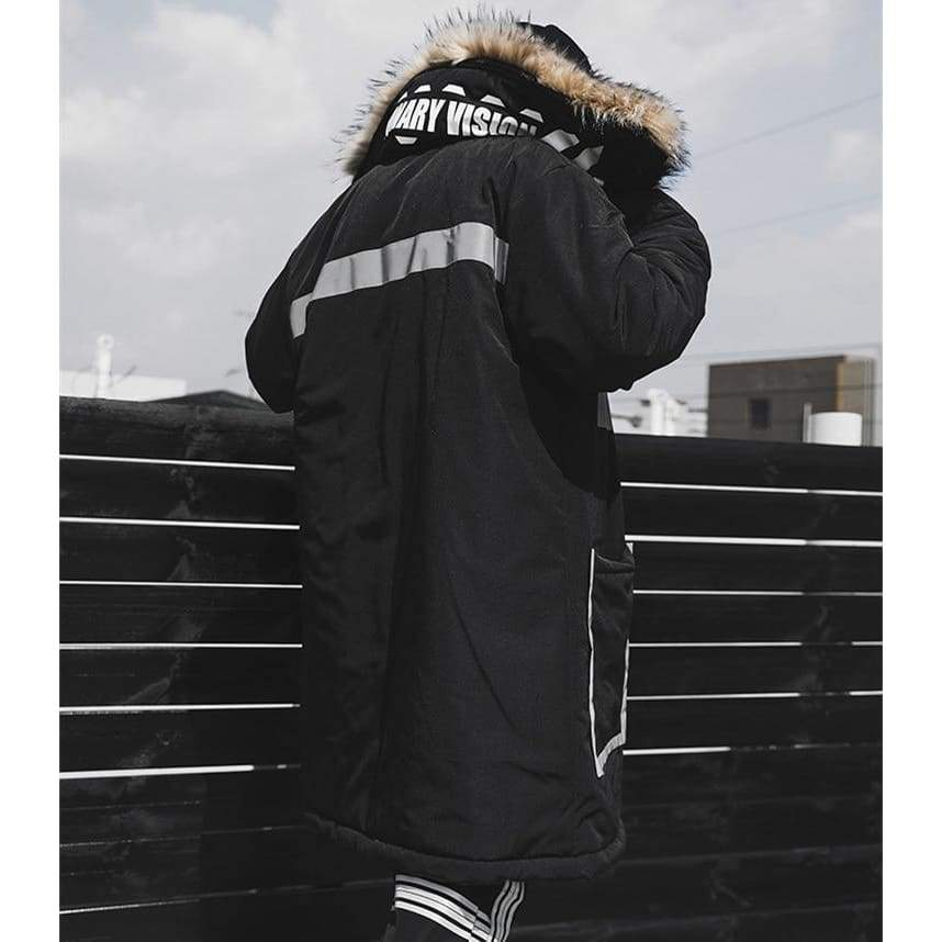 Visions Winter Parka | Swintly - 8