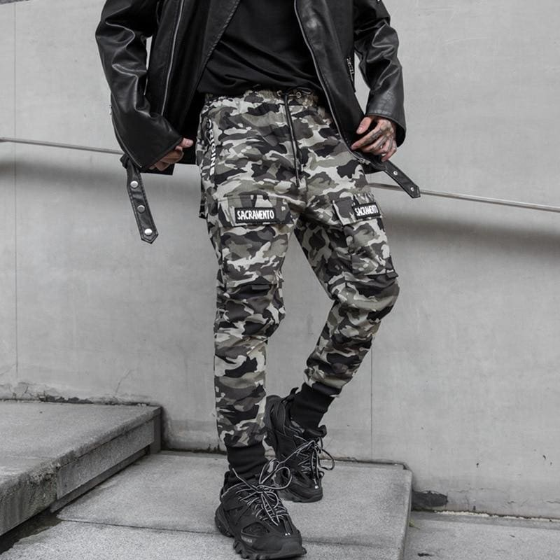 Win-Win Camouflage Jogger Pants | Swintly - 5