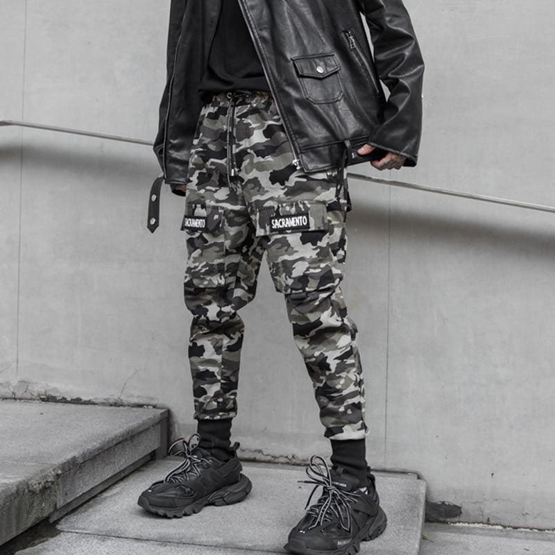 Win-Win Camouflage Jogger Pants | Swintly - 1