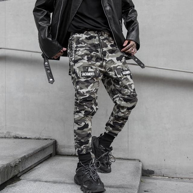 Win-Win Camouflage Jogger Pants | Swintly - 2