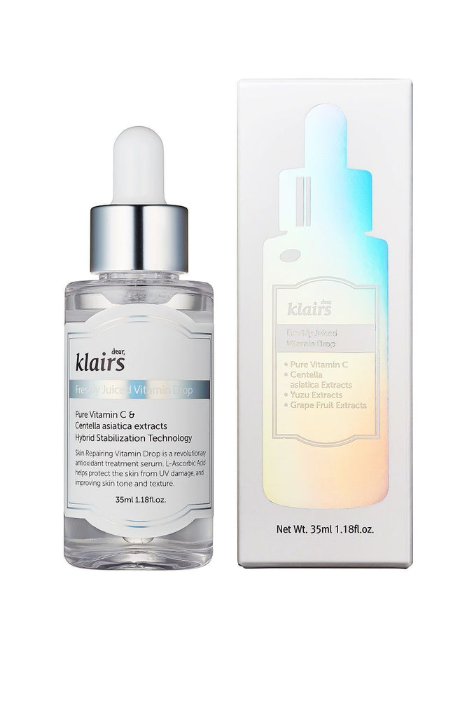 Klairs Freshly Juiced Pure Vitamin C Serum