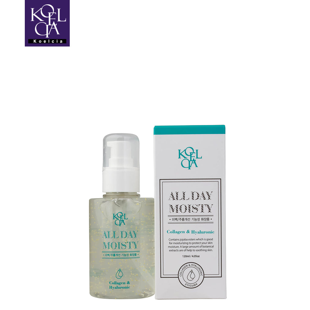Koelcia All Day Moisty Collagen & Hyaluronic Ampoule