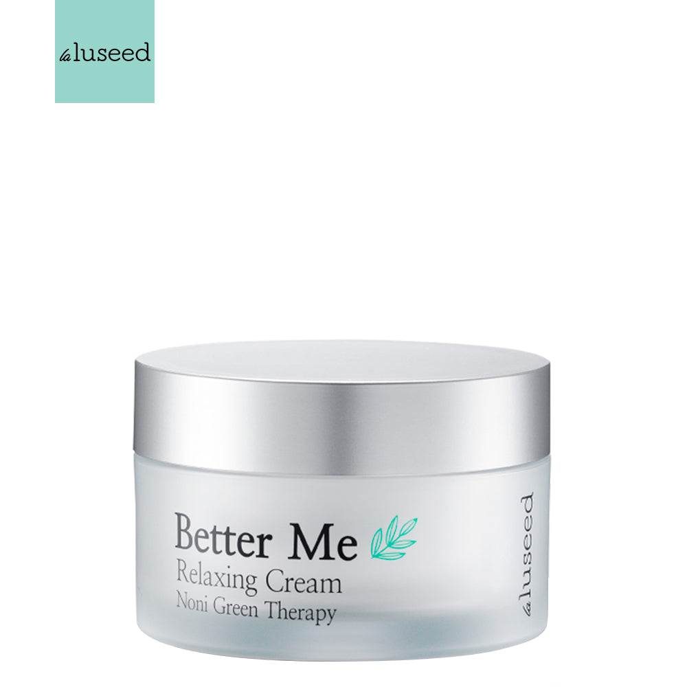 Laluseed Better Me Relaxing Cream Noni Green Therapy Expiry August 2021
