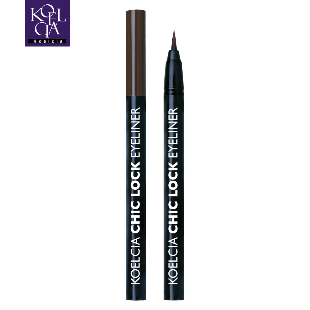 Koelcia Chic Lock Eyeliner Brown