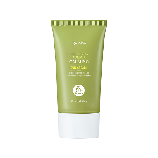Goodal HOUTTUYNIA CORDATA CALMING Sunscreen Cream 50ml