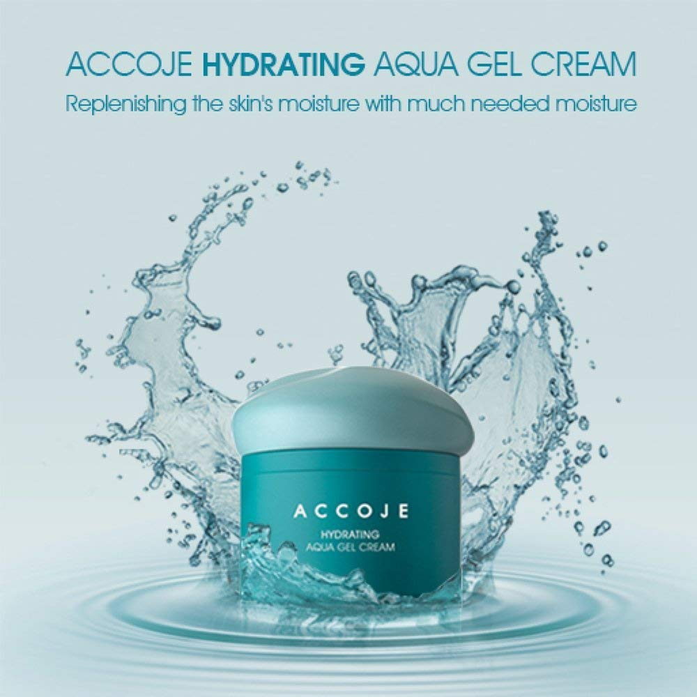 Accoje Hydrating Aqua Gel Cream