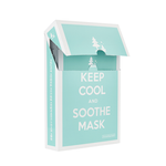 Keep Cool SOOTHE INTENSIVE CALMING MASK 25G(10 Sheets)