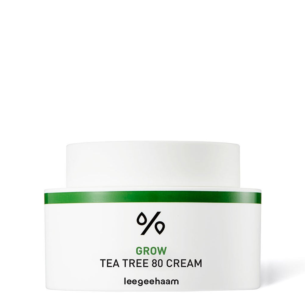 Leegeeham Tea Tree 80 Cream