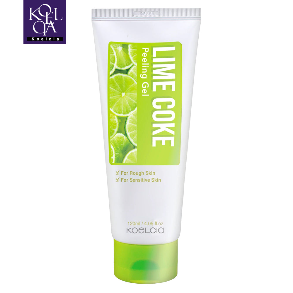 Koelcia Lime Coke Peeling Gel - Try free