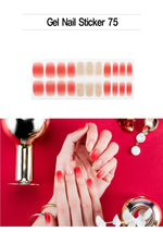 Laluseed Gel Nail Sticker