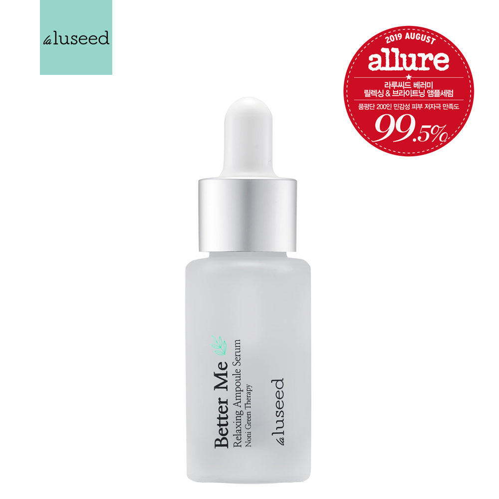 Laluseed Relaxing Ampoule Serum Noni Green Therapy Expiry August 2021