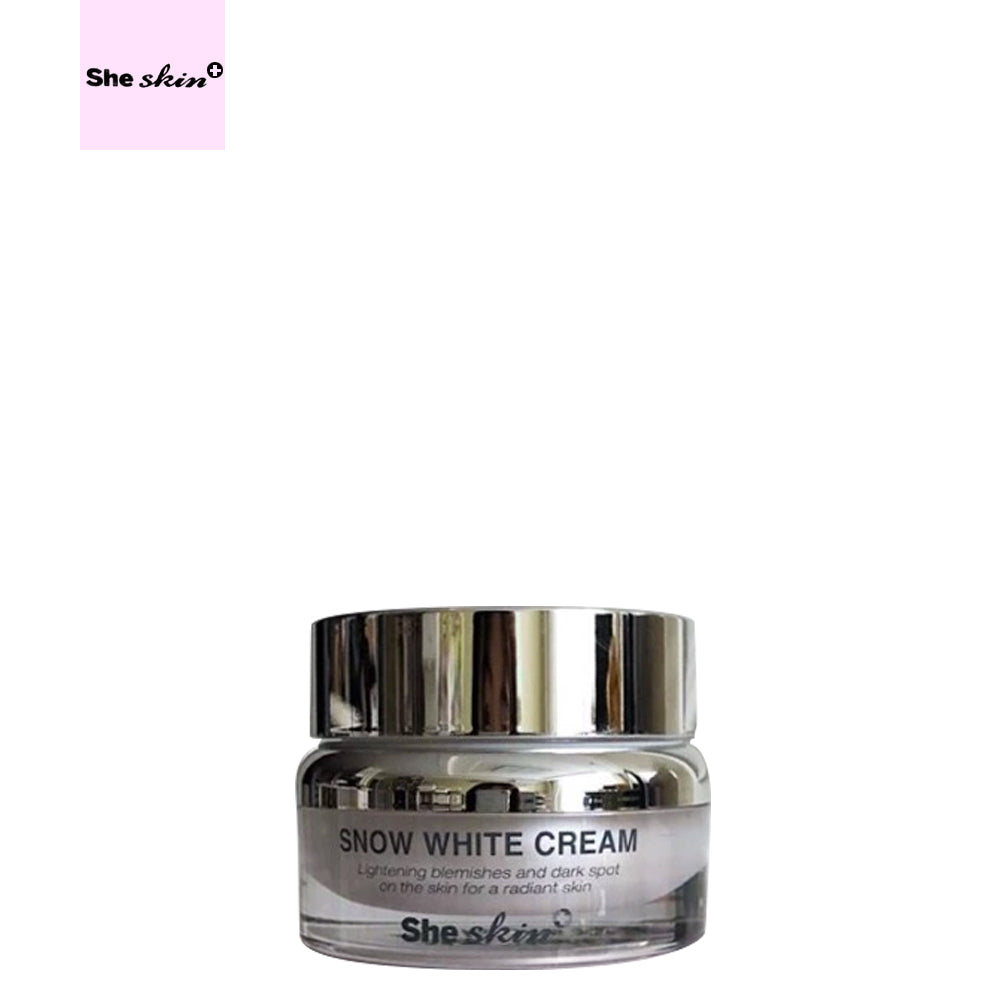 She Skin Snow White Renewal cream