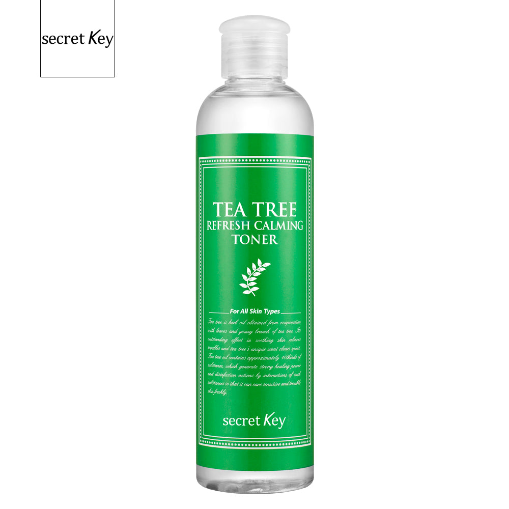 SECRET KEY TEA TREE TONER 248 ml  - Try free