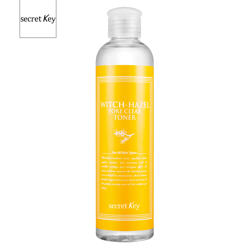 SECRET KEY WITCH HAZEL PORE CLEAR TONER 248 ml