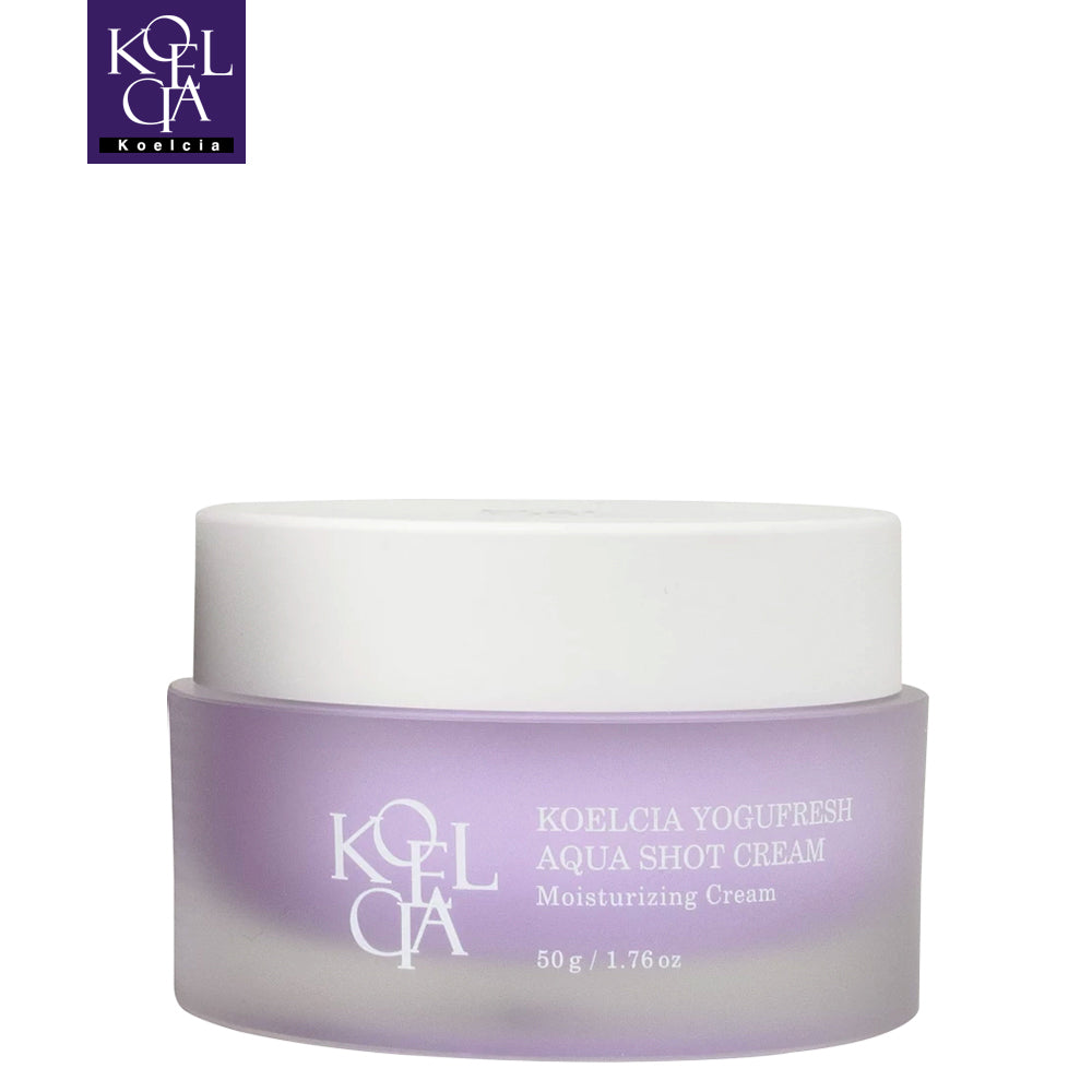 Koelcia Yogufresh Aqua Shot Cream Moisturizing Cream
