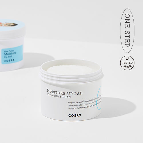 Cosrx One Step Moisture Up Pad
