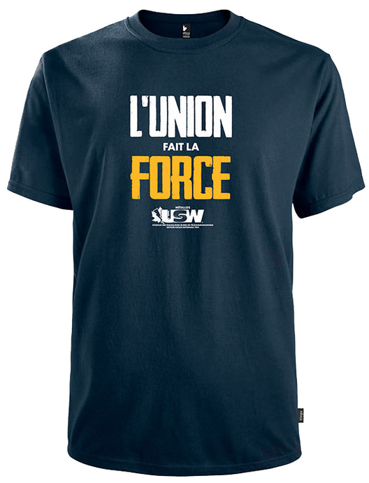 Men's 'L'Union fait la force' T-Shirt