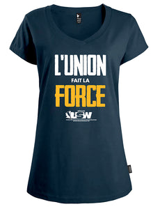 Women's 'L'Union fait la force' T-Shirt