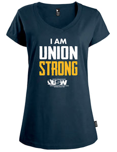 "Women's ""Union Strong"" T-Shirt"
