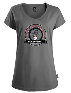 "Women's ""Women of Steel, Local 1944"" T-Shirt"