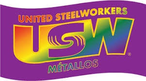 United Steelworkers Pride Flag