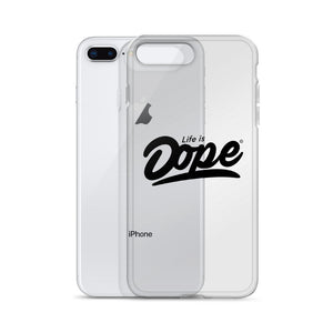 Life is Dope iPhone Case