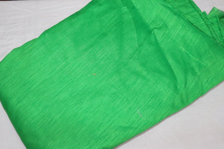 Plain Dupion Raw Silk