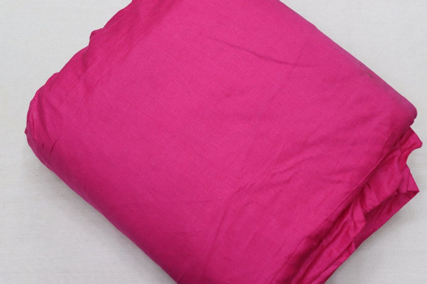 Plain Glace Cotton Fabric