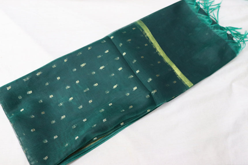 Chanderi Silk Butti Dupatta