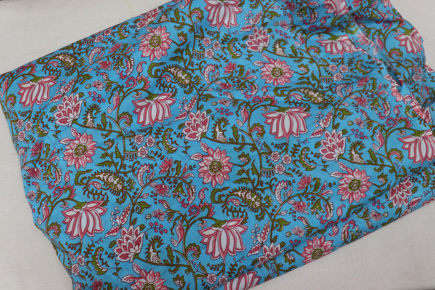 Cambric Cotton Print In SALE