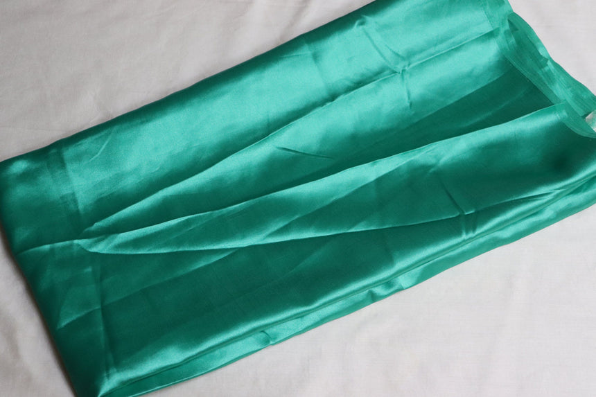 Plain Satin Fabric  (1.80 Meter Cut Piece)