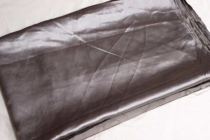 Plain Satin Fabric  ( 1.30 Meter Cut Piece)