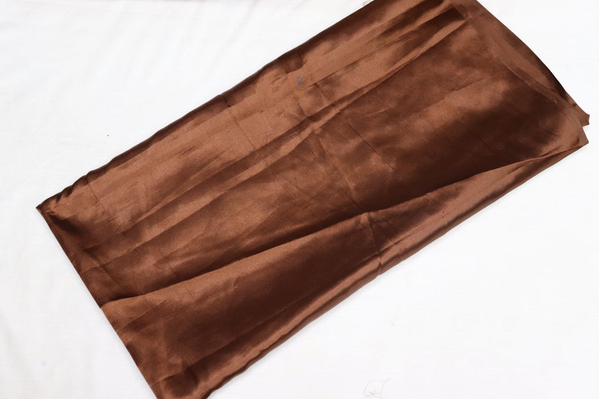 Plain Satin Fabric ( 2.50 Meter Cut Piece)