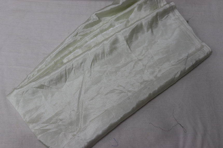 Plain Synthetic Shentoon Fabric ( 2 Meter Cut Piece)