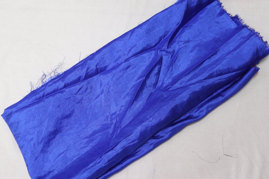 Plain Synthetic Shentoon Fabric ( 1.45 Meter Cut Piece)