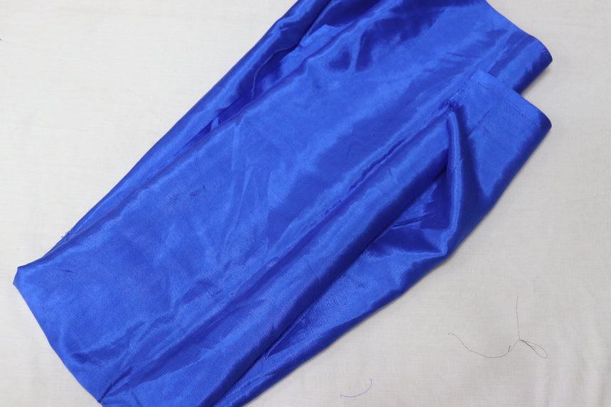 Plain Synthetic Shentoon Fabric ( 1.30 Meter Cut Piece)