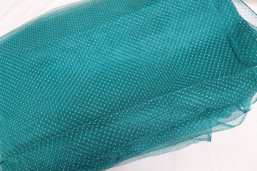 Pasted Foil Dot Net SALE